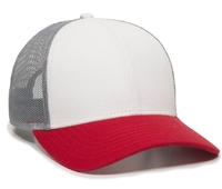 Outdoor Premium Low Profile Trucker Cap