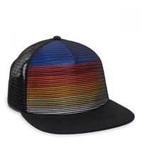 Image Outdoor Mesh Overlay Snap Back