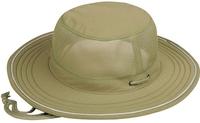 Image Mega Juniper Taslon UV Bucket Mesh Top with Foam Brim