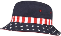 Mega USA Flag Bucket