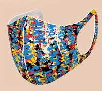 Washable Reusable Graphic (Pack of 10) $59=$5.90 each