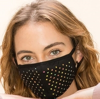 2-Layer Bling Multi Face Washable Reusable (Pack of 10) $48.00=$4.80 each