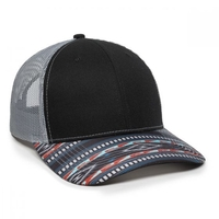 Image Outdoor Aztec Trucker