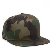 Image Outdoor Classic 5 Panel Snap Back Flat Bill