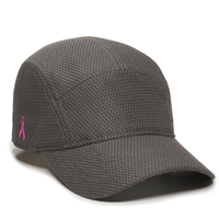 Image Outdoor High Density Printed Pink Ribbon on Right Side