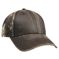 Image OTTO CAP Camouflage 6 Panel Firm Front