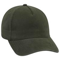 Image OTTO CAP 5 Panel Low Profile Dad Hat