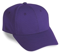 Cobra-6-Panel Low-Profile Athletic Jersey Mesh Cap