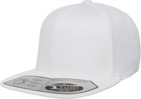 8c26832bef4fc Yupoong-Flexfit -Wool Blend Snap Back Flat Bill Stretches with adjustable  snap