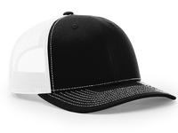 Richardson 112 Trucker Twill Mesh Snapback Cap | Wholesale Blank