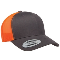 63703b6add705d Trucker caps - Flat visor. 6 panel cap | Wholesale Baseball Caps
