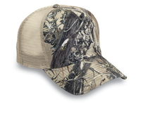 Cobra-True Timber 5Panel Trucker Mesh Camo