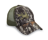 Cobra-True Timber 6 Panel Mesh Back