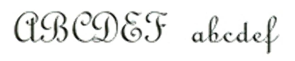 Image Typo Upright